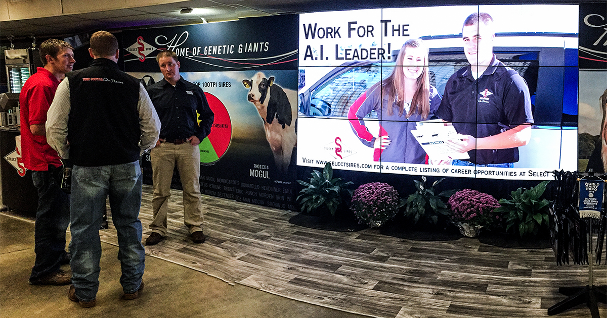 5 Tips for Using Video in your Farm Show Booth